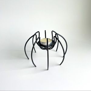 Halloween Spider Legs Tealight Candle Holder